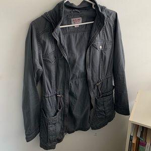 Greet Zip Up Target Jacket